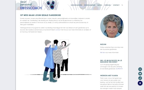 Your Personal Dresscoach | Coach4Website